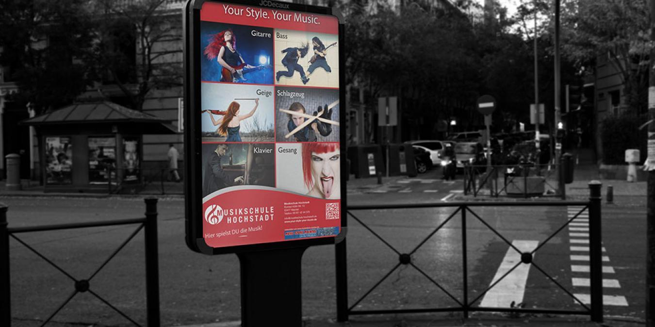 Markenbildung // Musikschule <br>  Image- & Branding-Kampagne