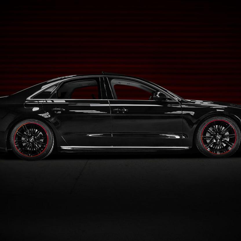Foto Audi A8 Alphacars