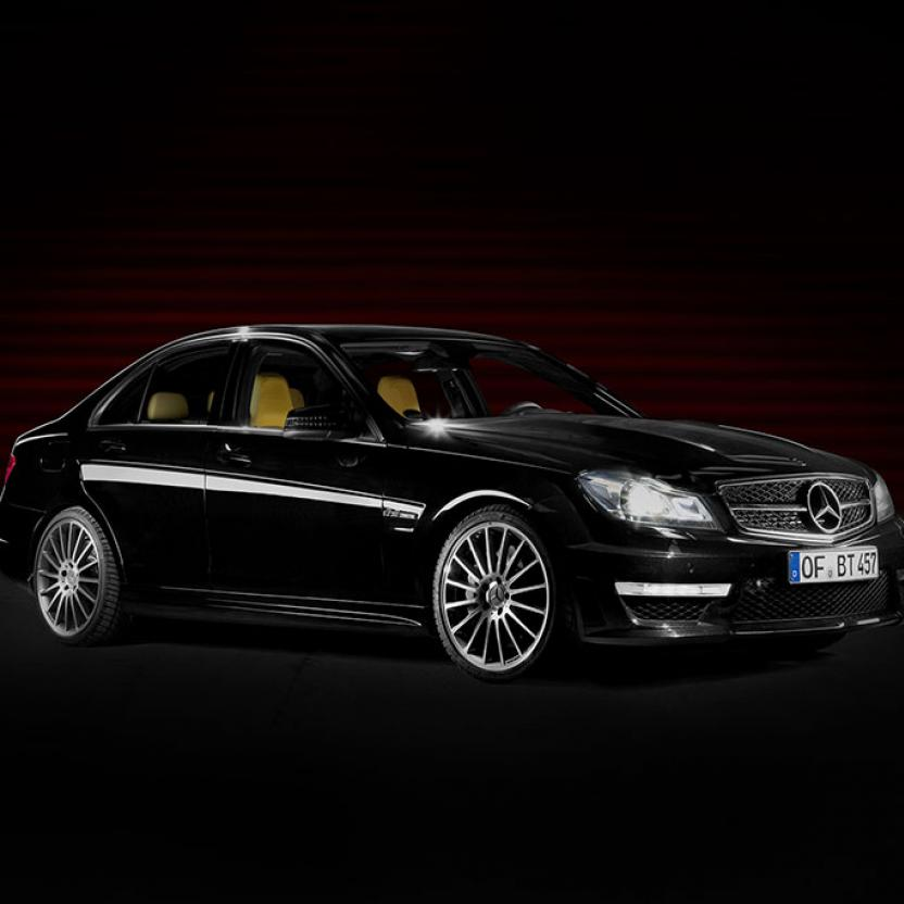 Foto Mercedes SLK Alphacars