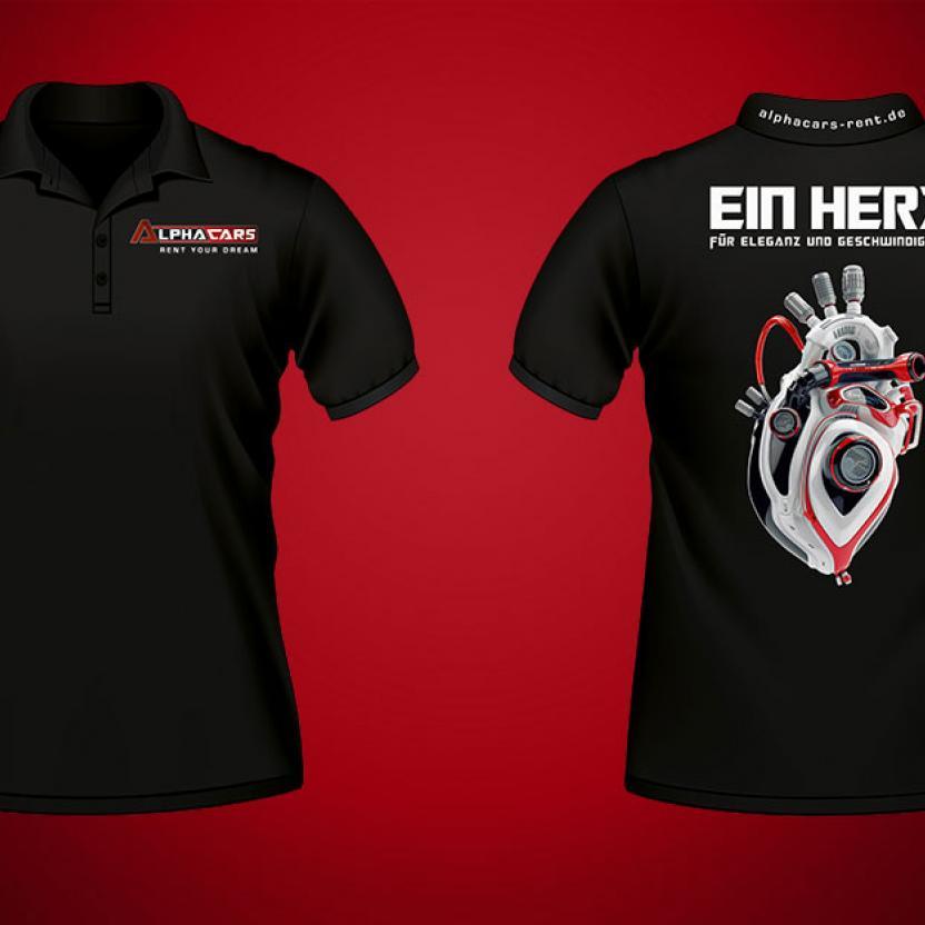 T-Shirts Rennsport-Event