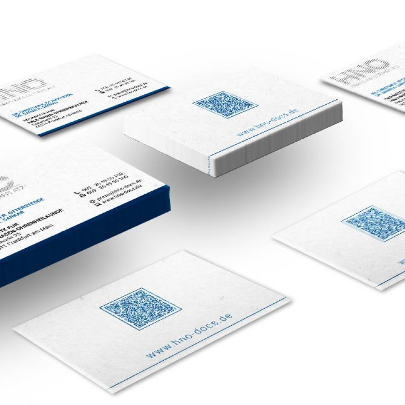 Visitenkarten HNO-Docs