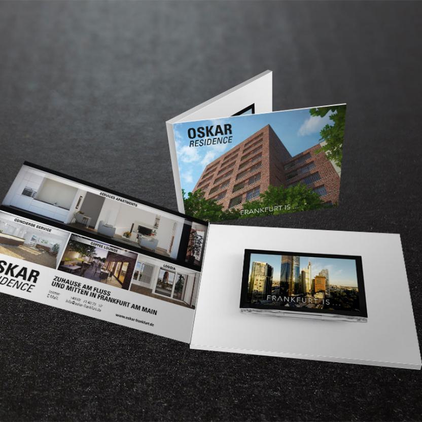 OSKAR Video-Mailing