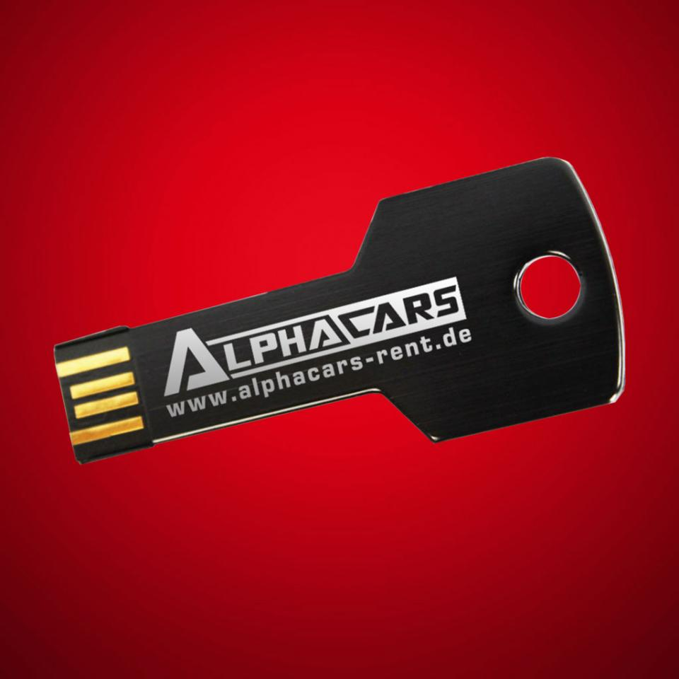 USB-Stick Rennsport-Event