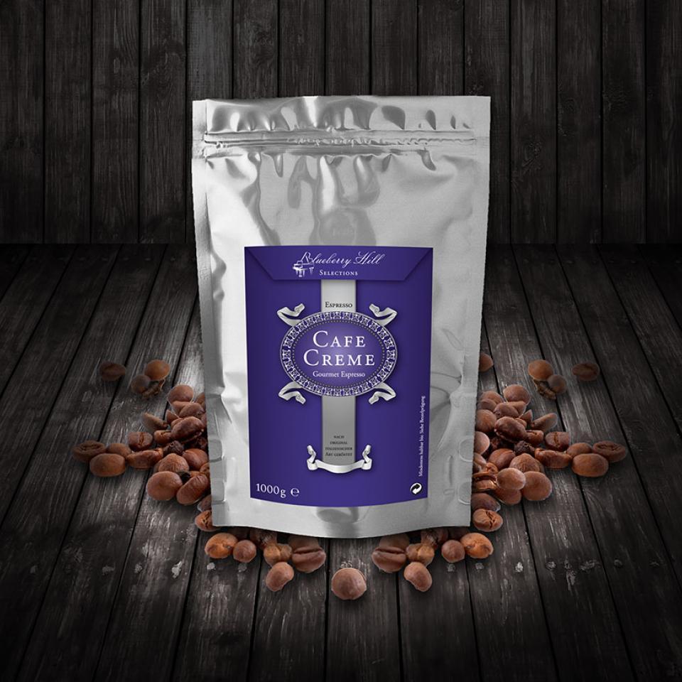 Kaffee Blueberry Hill