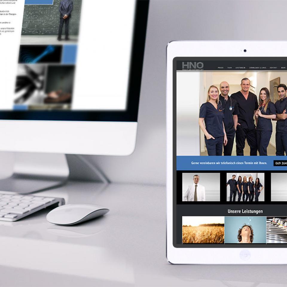 Website HNO-Docs