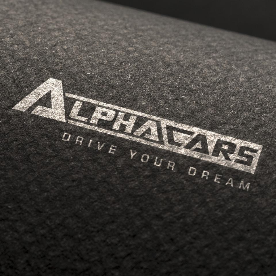 Logo Alphacars