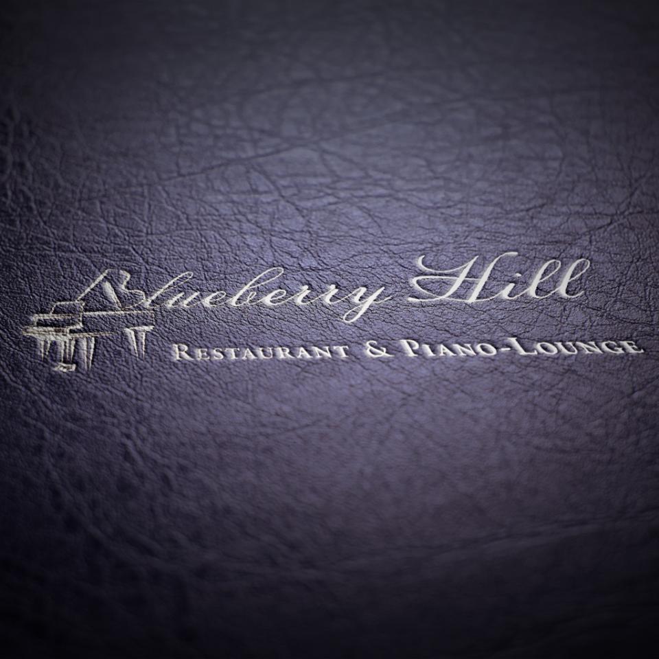 Logo Blueberry Hill