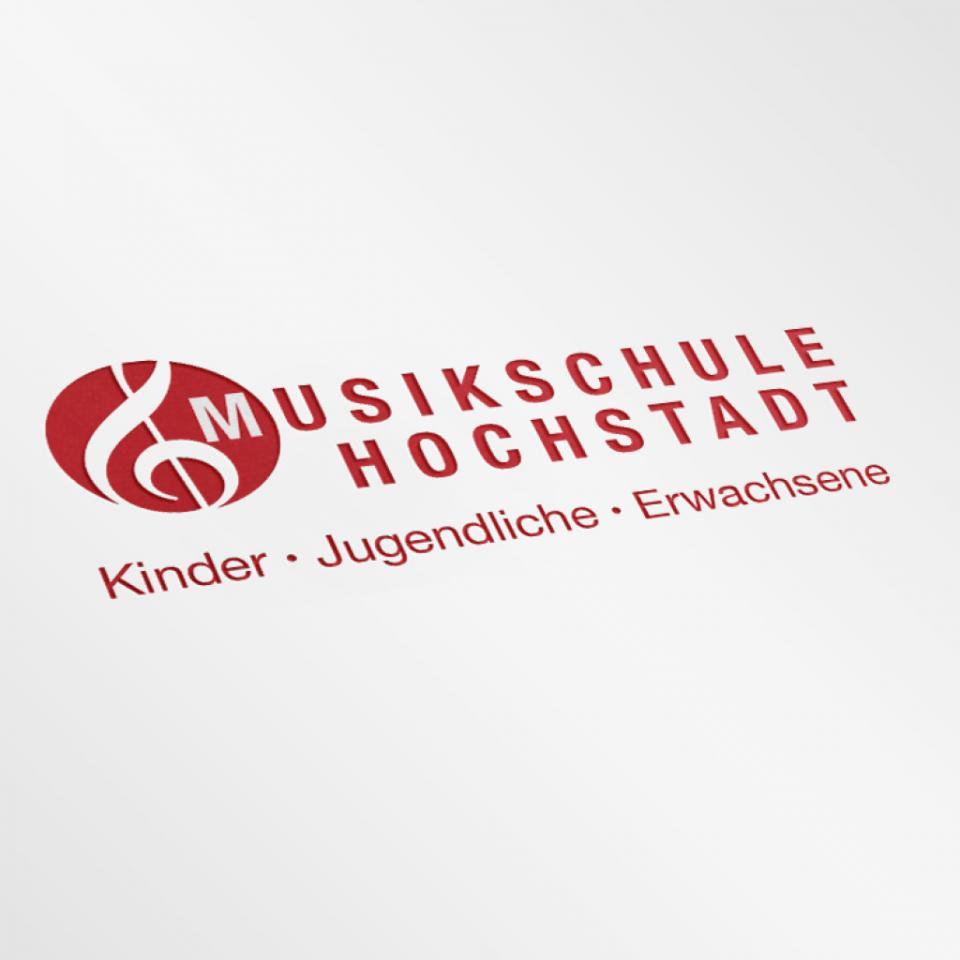 Musikschule Hochstadt Logo