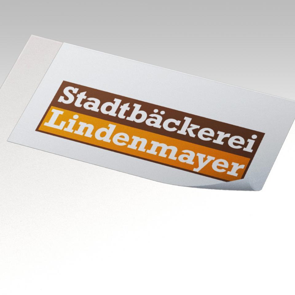 Stadtbäckerei Lindenmayer Logo