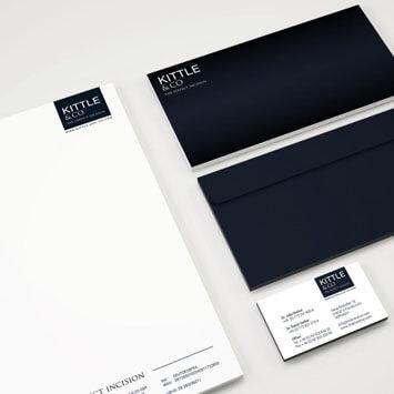 Kittle & Co, Frankfurt <br> Start-up und Branding-Kampagne