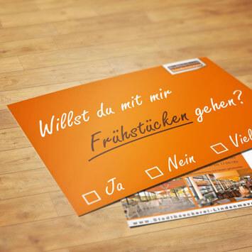 Frühstücks-Aktion bei Stadtbäckerei Lindenmayer <br> Sales-Kampagne