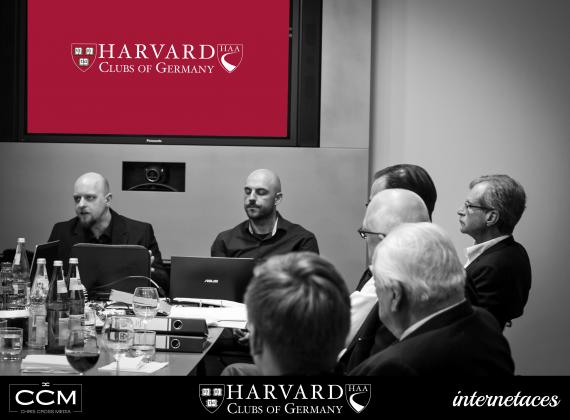 Neues Harvard Web-Portal
