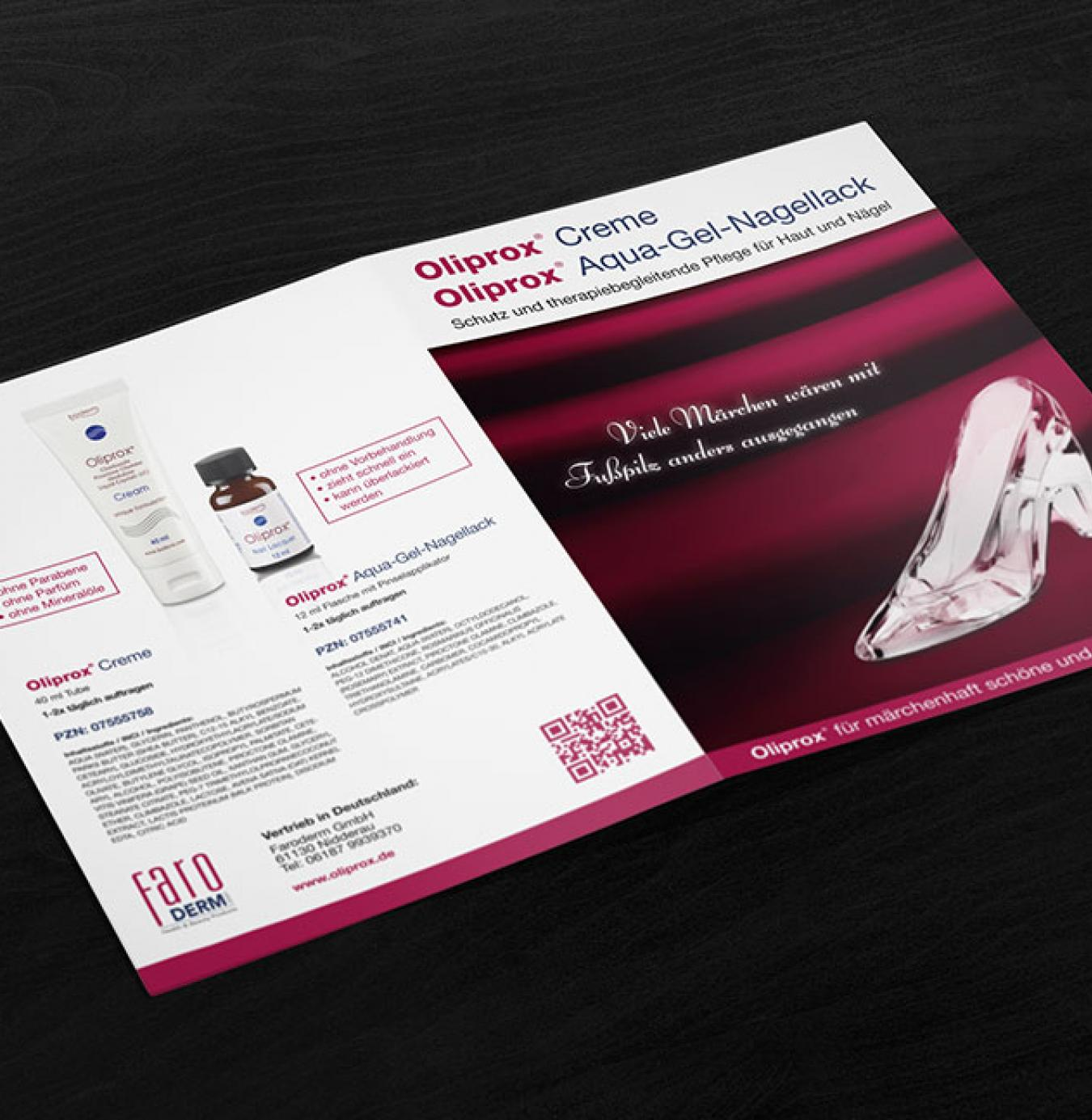 Faroderm GmbH <br> Sales-Kampagne