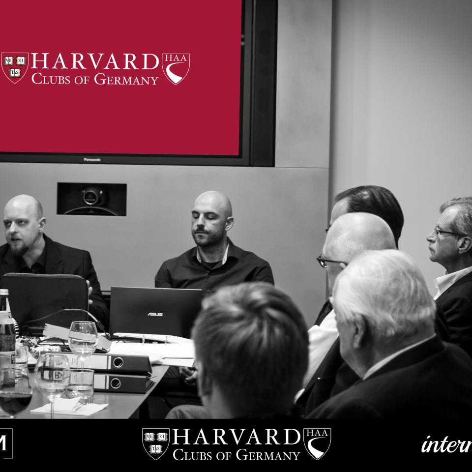 Harvard Vorstand