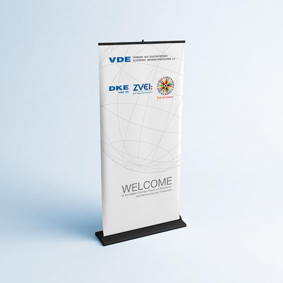 Branding für DKE und VDE <br> Branding- und Communication-Kampagne